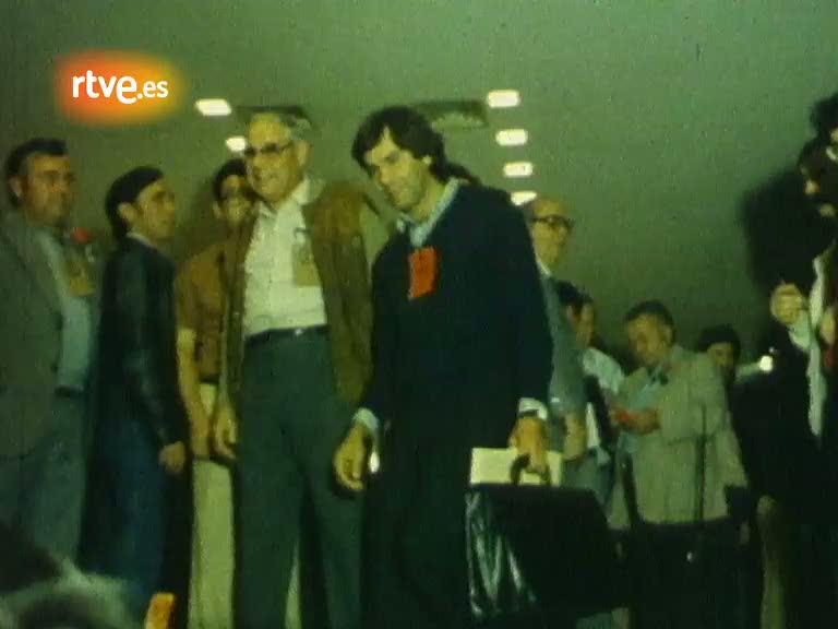 Informe Semanal (1979): Congreso Extraordinario en el que Felipe González vuelve a la secretaria general