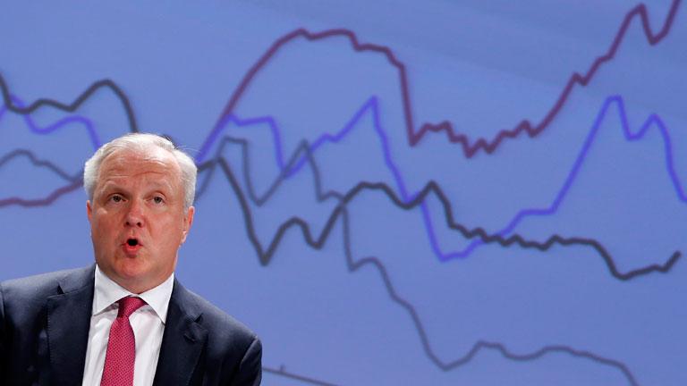"""Rehn: """"La ampliación del plazo de reducción del déficit implica un esfuerzo significativo y realista"""""""