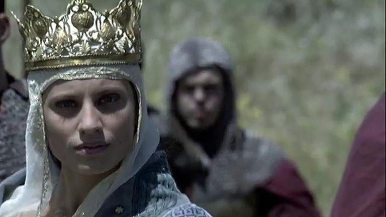 Isabel - La reina desafía a Málaga