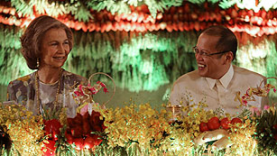 Ver vídeo  'La reina supervisará los proyectos de cooperación de España en Filipinas'