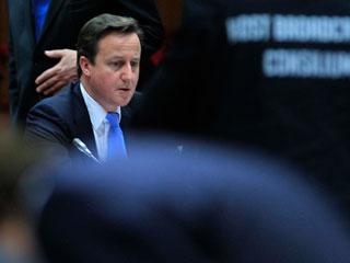 Ver vídeo  'El Reino Unido se desmarca de la UE con su rechazo al nuevo tratado sobre disciplina fiscal'