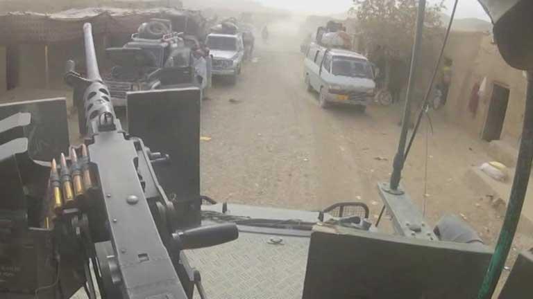 Un nuevo contingente militar irá de relevo a Afganistán