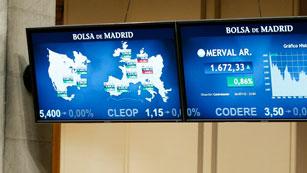 Ver vídeo  'La rentabilidad de la deuda española baja hasta el 6,74% por la posible compra de deuda del BCE'