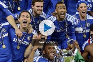 Repasa la Champions 2012