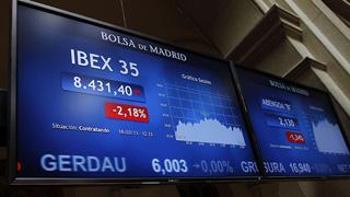 Ver vídeo  'El rescate de Chipre tiñe de rojo las Bolsas europeas'