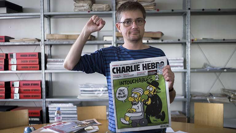 Francia pide responsabilidad a los autores de las caricaturas del profeta Mahoma