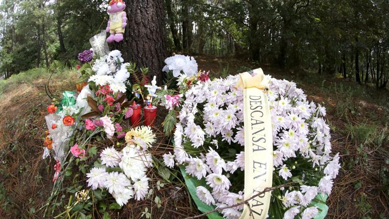 La Guardia Civil analiza restos biológicos que han encontrado en la ropa de Asunta