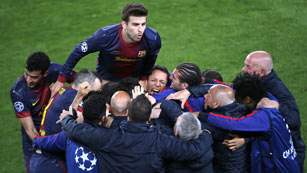 Ver vídeo  'Resumen del Barcelona 1 - 1 Paris Saint-Germain'