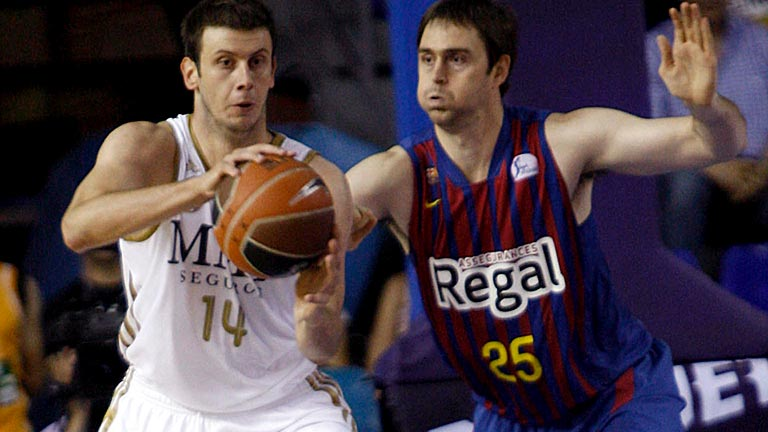 Resumen del Barcelona 69-75 Real Madrid