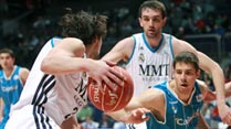 Ir al Video Resumen del Real Madrid 84-74 Cajasol