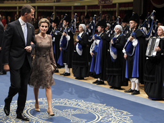 Ver vídeo  'Resumen de la entrega de los Premios Príncipe de Asturias-'