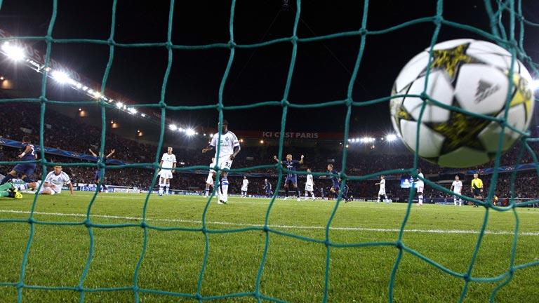 Resumen de la primera jornada de Champions 2012-13
