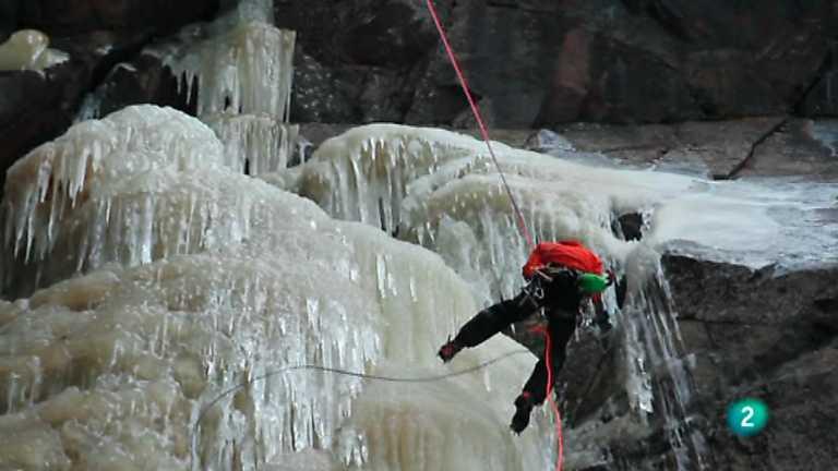 Al filo de lo imposible - Lipton Ice. El reto de Cecilia Buil