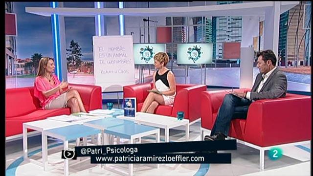 Para Todos La 2 - Entrevista Patricia Ramírez Loefler: El retorno tras las vacaciones