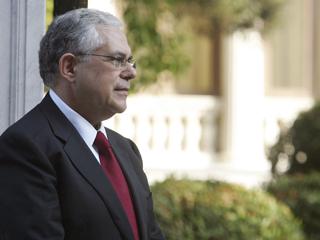 Ver vídeo  'Los retos de Lukás Papadimos al frente de Grecia'