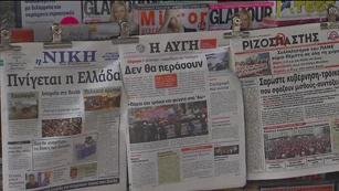 Ver vídeo  'Reunión crucial en Grecia'