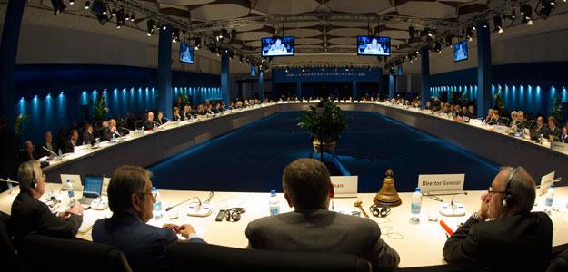 Reunión de ministros de la ESA