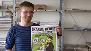 Ver vídeo  'Una revista francesa publica viñetas satíricas sobre Mahoma'