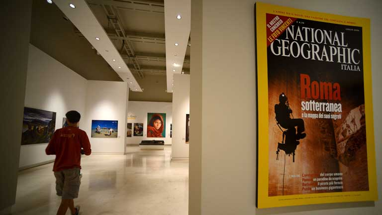La revista National Geographic cumple 125 años