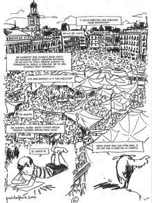 'Revolution Complex'; página de 'Ñiñotes', de Jordi Lafebre
