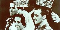 El rey como esposo, padre y abuelo