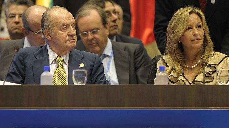 El rey demanda administraciones transparentes para fortalecer la democracia