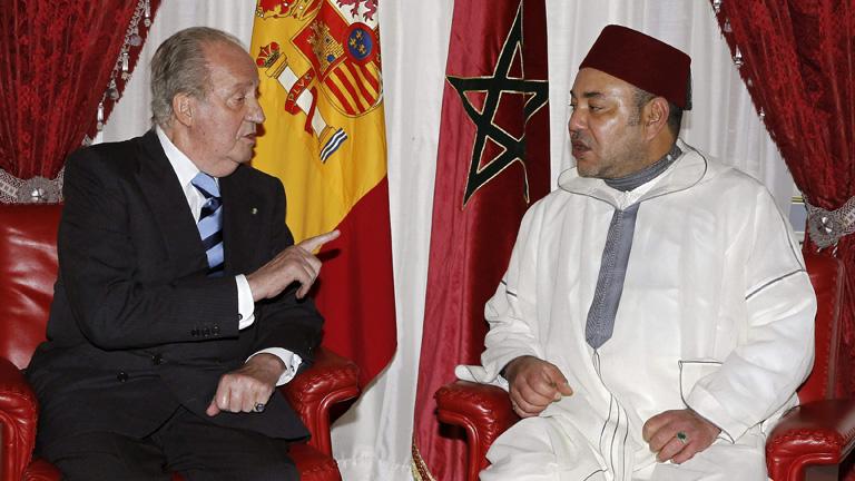 El rey elogia la apertura y estabilidad de Marruecos