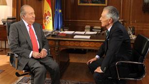 """Ver vídeo  'El rey, preocupado por las """"intransigencias"""" que llevan a """"políticas rupturistas""""'"""