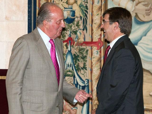 El Rey Juan Carlos ya está en Mallorca para pasar las vacaciones de verano