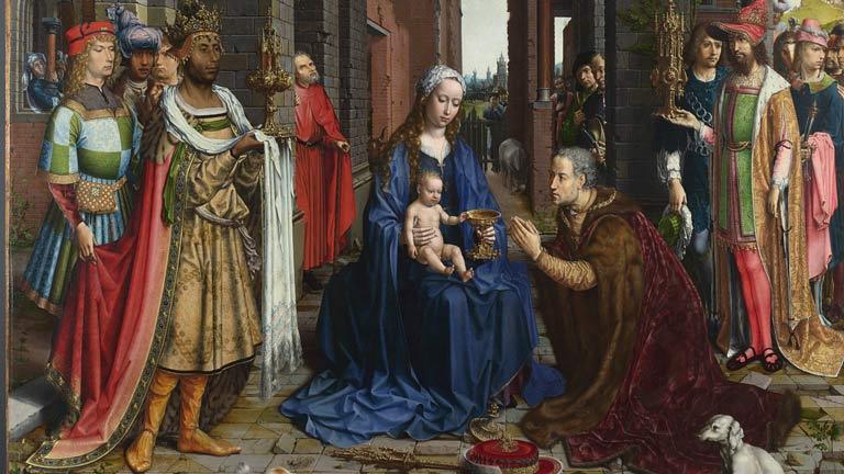 Los Reyes Magos eran andaluces, según el papa Benedicto XVI