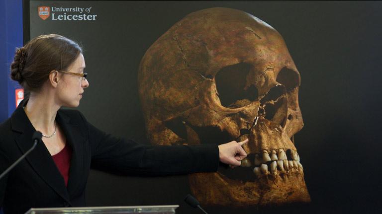 Ricardo III impresión 3D