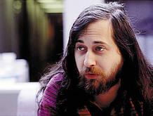 Richard Stallman, creador del concepto de software libre