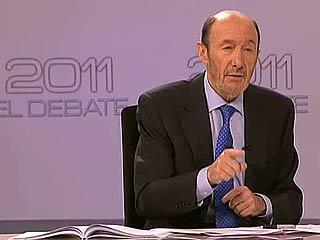 Ver vídeo  'Rifirrafe entre Rubalcaba y Rajoy sobre Educación'