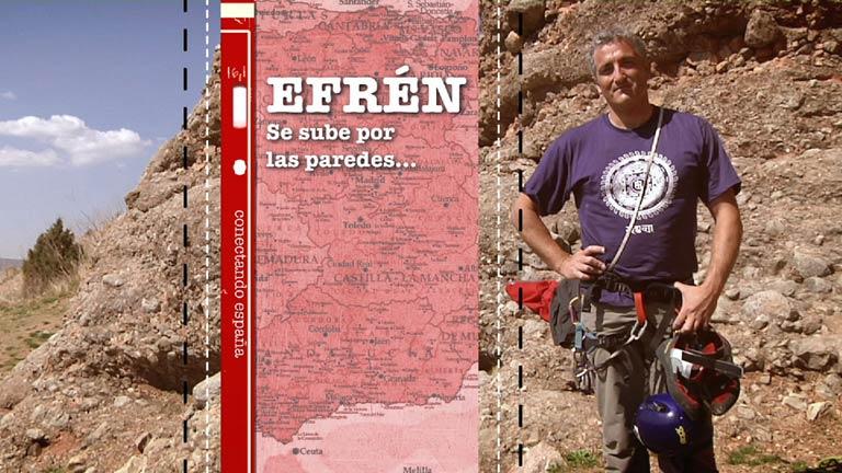 Conectando España - Riglos: Efrén
