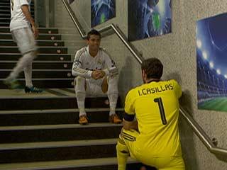 Ver vídeo  '¿Riña entre Cristiano Ronaldo y Casillas?'