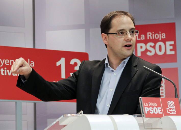 EL RIOJANO CÉSAR LUENA SERÁ EL SECRETARIO DE ORGANIZACIÓN DEL PSOE