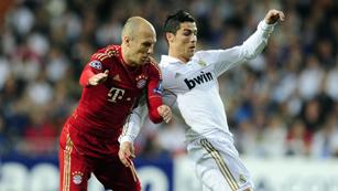 Ver vídeo  'Robben ganó la partida a Cristiano'