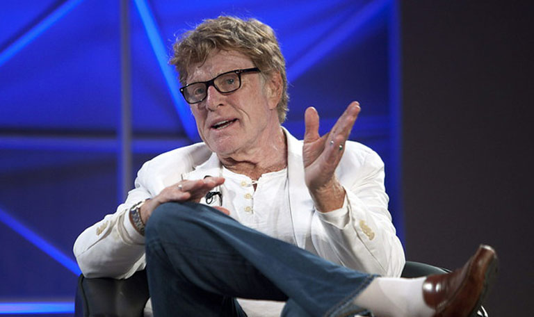 Robert Redford cumple 76 a&ntilde;os