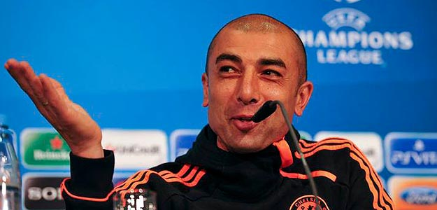 Roberto Di Matteo, de entrenador interino del Chelsea a titular por dos temporadas
