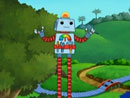 Imagen del  v&iacute;deo de Dora la Exploradora titulado ROBERTO EL ROBOT