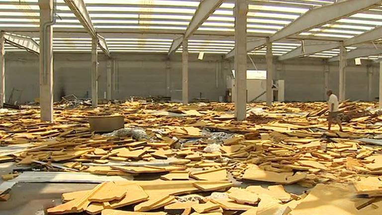 Los robos de material en polígonos industriales son cada vez más habituales