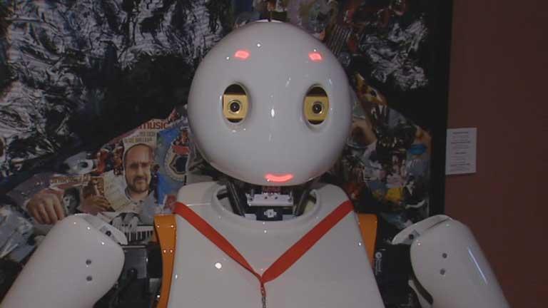 España apuesta por la investigación en robots