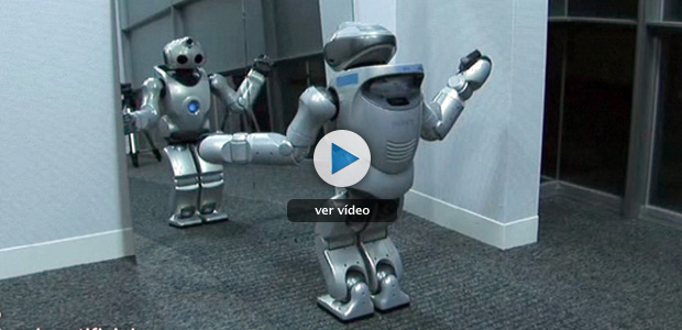 Robots para saber cómo somos