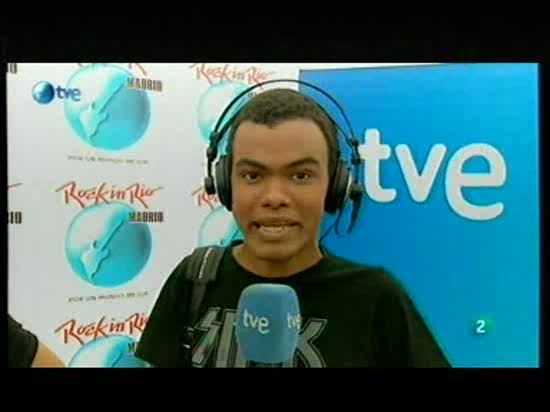 Rock in Rio Madrid 2010: En el 'backstage' con parte de Motörh