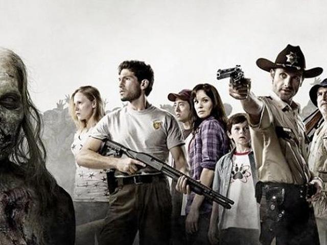 Cómo se ha hecho la serie de televisión 'The Walking Dead'