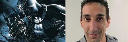 "Rodolfo Migliari: ""Dibujar a Batman me infunde muchísimo respeto"""
