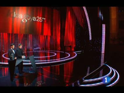 Ver vídeo  'Rodrigo Cortés, premio al Mejor Montaje por 'Buried''