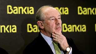 Ver vídeo  'Rodrigo Rato deja la presidencia de Bankia'