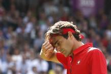 Roger Federer ha tenido que emplearse a fondo para poder vencer a Del Potro.