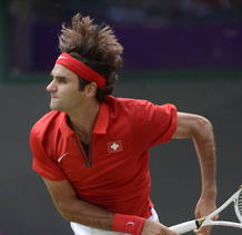 ROGER FEDERER VS DENIS ISTOMIN